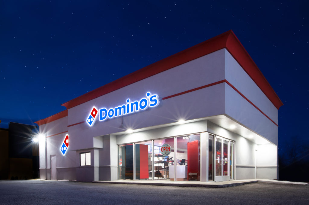 Domino's Pizza location